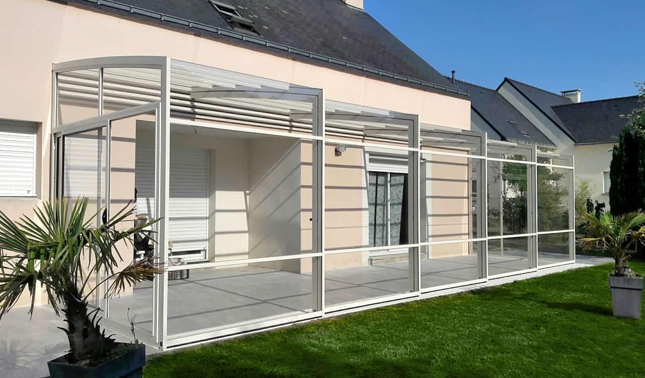 Abri de terrasse Premium - Rénoval