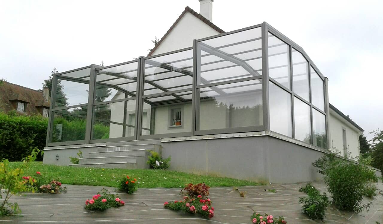 Abri de terrasse Prestige - Rénoval