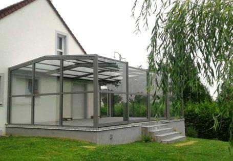 Abris De Terrasse En Aluminium Rénoval