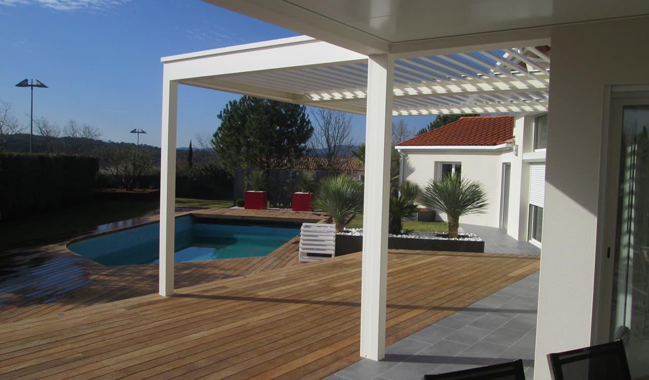 Couvrir une terrasse - Rénoval