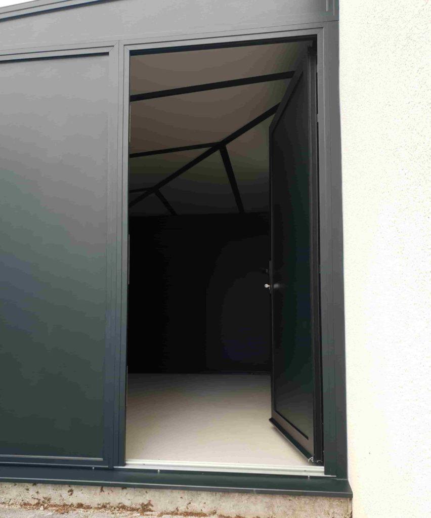Carport et abri de jardin avec la technologie véranda à Veigné - RENOVAL TOURS 37