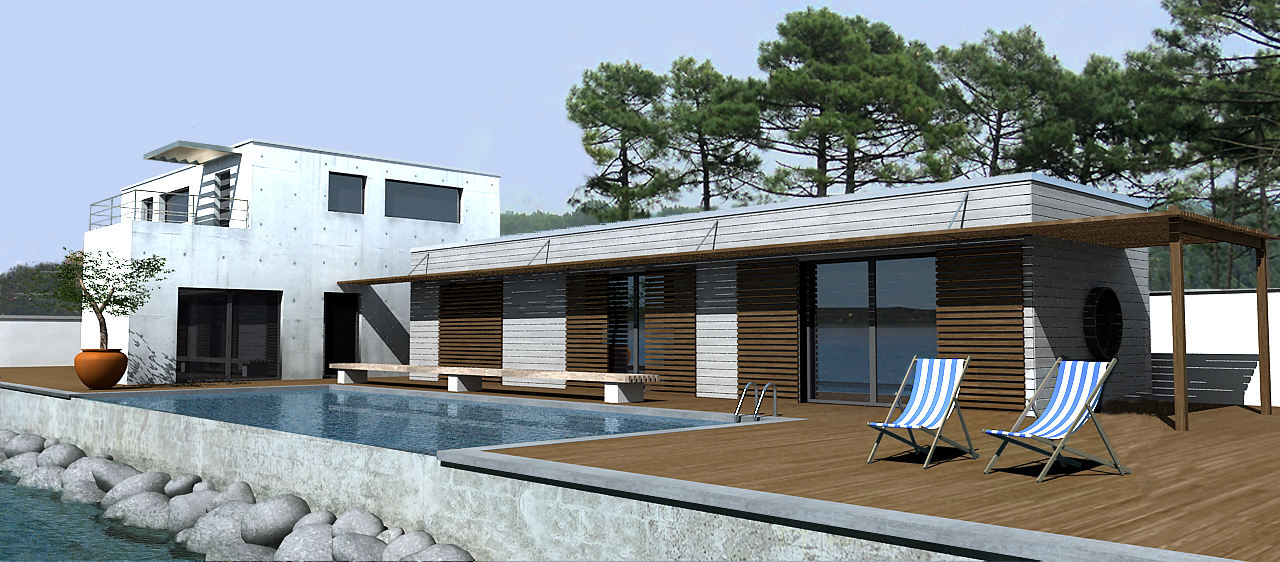 WOODEAL EXTENSION ET CONSTRUCTION OSSATURE BOIS NANTES - LOIRE ATLANIQUE - 44